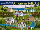 Cal 2019 American Folk Art