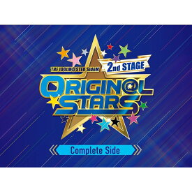 THE IDOLM@STER SideM 2nd STAGE 〜ORIGIN@L STARS〜 Live Blu-ray【Complete Side】【Blu-ray】 [ (V.A.) ]