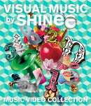 VISUAL MUSIC by SHINee 〜music video collection〜【Blu-ray】