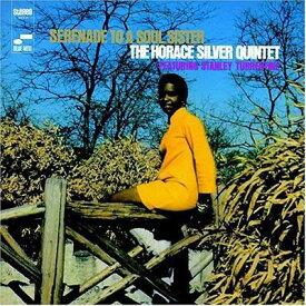 【輸入盤】Serenade To A Soul Sister (Rmt) [ Horace Silver ]