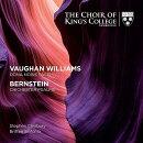【輸入盤】ヴォーン・ウィリアムズ:我らに平和を与え給え、バーンスタイン:チチェスター詩篇 クレオベリー&キン…