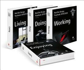Red Dot Design Yearbook 2019/2020: Living, Doing, Working & Enjoying GER-RED DOT DESIGN YEARBK 2019 [ Peter Zec ]