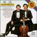 【輸入盤】Cello Sonata.4, Variations: Yo-yo Ma(Vc) Ax(P)
