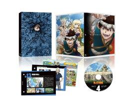 Dr.STONE ドクターストーン Vol.4 Blu-ray(初回生産限定版)【Blu-ray】 [ 小林裕介 ]