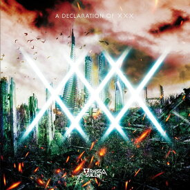A DECLARATION OF ××× (初回限定盤 CD+Blu-ray) [ RAISE A SUILEN ]