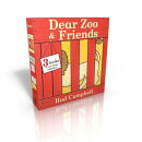 DEAR ZOO & FRIENDS BOX SET(BB)