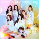 OH MY GIRL JAPAN DEBUT ALBUM (初回限定盤B CD+DVD) [ OH MY GIRL ]