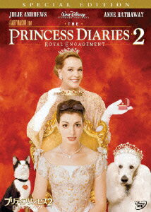 プリティ・プリンセス2/ロイヤル・ウェディング 特別版【Disneyzone】 [ アン・ハサウェイ ]