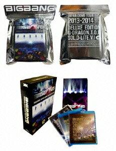 BIGBANG JAPAN DOME TOUR 2013〜2014 -DELUXE EDITION- 【初回生産限定】【Blu-ray(2枚組)+LIVE CD(2枚組)+PHOTO BOOK】 [ BIGBANG ]