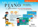 My First Piano Adventure Level B Bravo Pack: 3-Book Pack