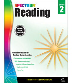 Spectrum Reading Workbook, Grade 2 SPECTRUM READING WORKBK GRADE (Spectrum) [ Spectrum ]