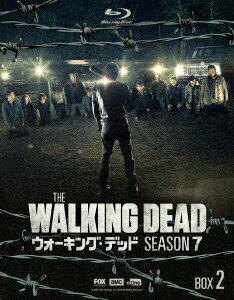 ウォーキング・デッド7 Blu-ray BOX-2【Blu-ray】 [ アンドリュー・リンカーン ]