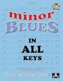 Jamey Aebersold Jazz -- Minor Blues in All Keys, Vol 57: Book & CD