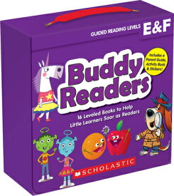 BUDDY READERS:LEVELS E & F:PARENT PACK [ . ]