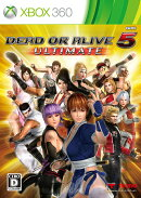 DEAD OR ALIVE 5 Ultimate Xbox360版