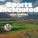 Sports Illustrated Golf Courses Wall