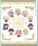 クリアファイル3ポケットFate/Grand Order Design produced by Sanrio/B