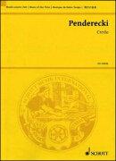 【輸入楽譜】ペンデレツキ, Krzysztof: クレド〜独唱、児童合唱、混声合唱とオーケストラのための: スタディ・スコア
