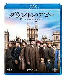 ダウントン・アビー シーズン5 バリューパック【Blu-ray】 [ ヒュー・ボネヴィル ]