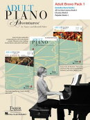 Adult Piano Adventures Level 1 Bravo Pack: 3-Book Pack
