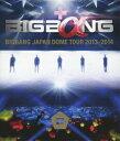 BIGBANG JAPAN DOME TOUR 2013〜2014 【Blu-ray(2枚組)】 [ BIGBANG ]