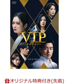 【楽天ブックス限定先着特典】VIP-迷路の始まりー DVD-BOX1(A5ビジュアルシート) [ チャン・ナラ ]