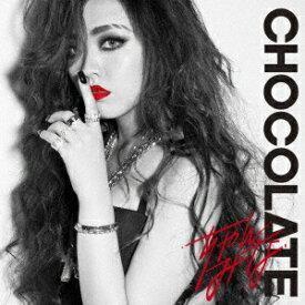 CHOCOLATE (初回限定盤 CD+DVD) [ ちゃんみな ]