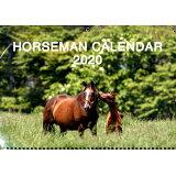 ホースマンカレンダー(2020) ([カレンダー])