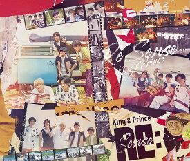 Re:Sense (初回限定盤A CD+DVD) [ King & Prince ]