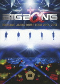 BIGBANG JAPAN DOME TOUR 2013〜2014 [DVD(2枚組)] [ BIGBANG ]