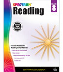 Spectrum Reading Workbook, Grade 8