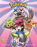 Pokemon X-Y, Vol. 3
