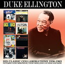 【輸入盤】His Classic Collaborations: 1956-1963 (4CD)