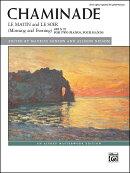 【輸入楽譜】シャミナード, Cecile: 2つの小品 Op.79: 朝 - 夕べ/ヒンソン & ネルソン編