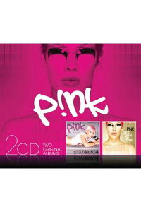 【輸入盤】Missundaztood/Can'tTakeMeHome[P!nk]