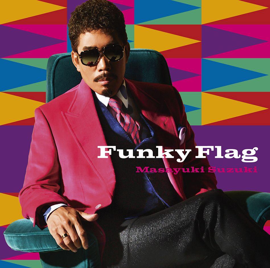 Funky Flag [ 鈴木雅之 ]