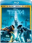 トロン:レガシー 3Dスーパー・セット【Blu-ray】 【Disneyzone】