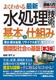 図解入門よくわかる最新水処理技術の基本と仕組み第3版 (How-nual Visual Guide Book)