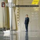 【輸入盤】交響曲第89番、第102番、協奏交響曲 ファイ&ハイデルベルク交響楽団