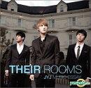 【輸入盤】 JYJ (JEJUNG/YUCHUN/JUNSU) / MUSIC ESSAY : THEIR ROOMS