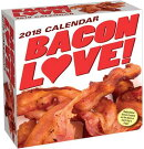 Bacon Love! 2018 Day-To-Day Calendar
