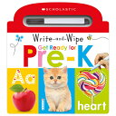 WRITE AND WIPE GET READY FOR PRE-K(BB) [ . ]