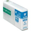 エコリカ EPSON ICC92L 対応リサイクルインクカートリッジ ECI-E92L-C シアン