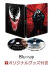 【楽天ブックス限定】ヴェノム ブルーレイ&DVDセット スチールブック仕様(完全数量限定)【Blu-ray】+コミックアート…