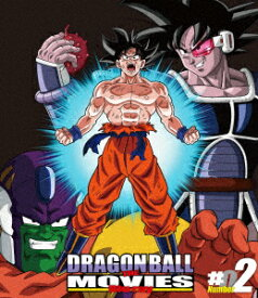 DRAGON BALL THE MOVIES ♯02【Blu-ray】 [ 野沢雅子 ]
