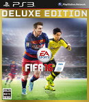 FIFA 16 DELUXE EDITION PS3版