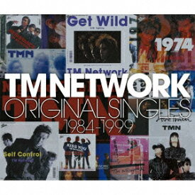 TM NETWORK ORIGINAL SINGLES 1984-1999 [ TM NETWORK ]
