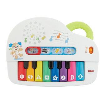 フィッシャープライス バイリンガル・わくわくピアノ GKV22