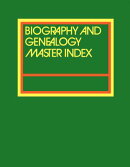 Biography and Genealogy Master Index Supplement 2015: Volume One: A Consolidated Index to More Than