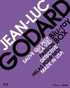 ジャン=リュック・ゴダール Blu-ray BOX Vol.4/新たな旅立ち【Blu-ray】 [ ジャン=リュック・ゴダール ]